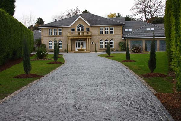 Garden Sanctuaries DRIVEWAYS