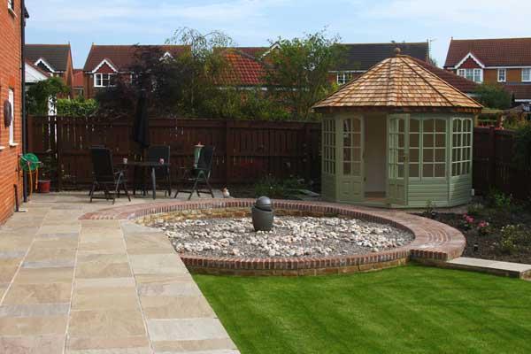 Garden Designers, Sunderland, North East England