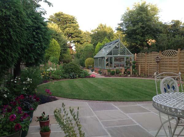 Garden Designers, Gosforth, Newcastle upon Tyne, England