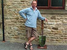 Bob Tridgett - BBC Gardener of the Year 2007